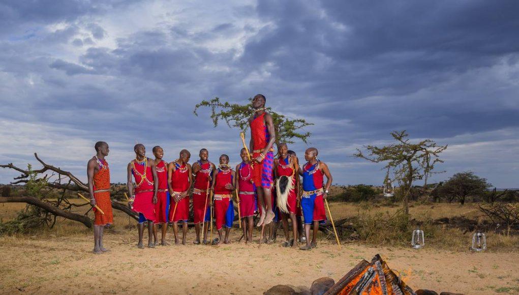 Maasai Village