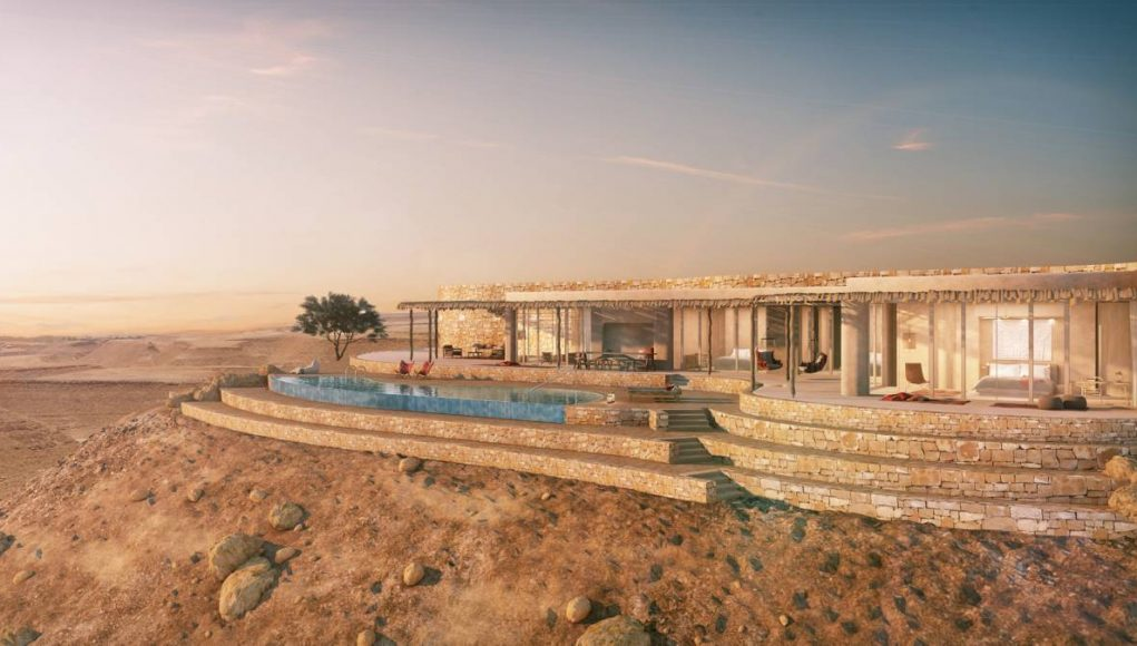 new hotel opening in Israel