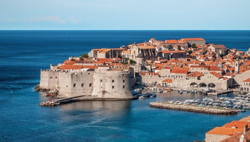 Dubrovnik Croatia Kings Landing City