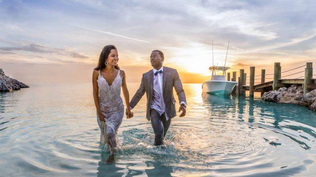 The Bahamas wedding