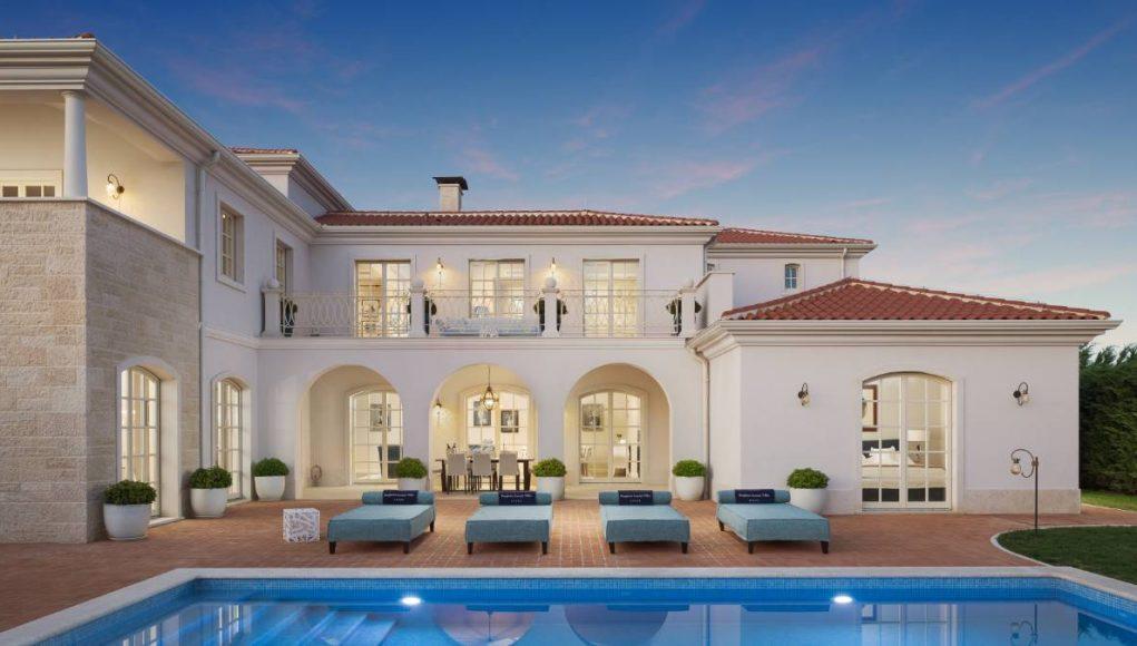 Villas Borghetto swimming pool