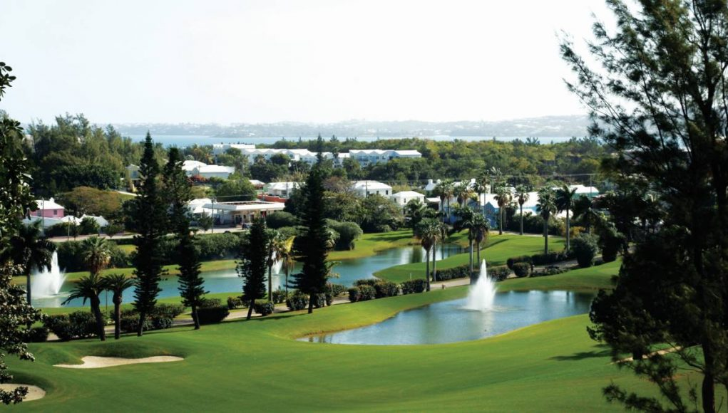 view of Port Royal Golf Course in Bermuda