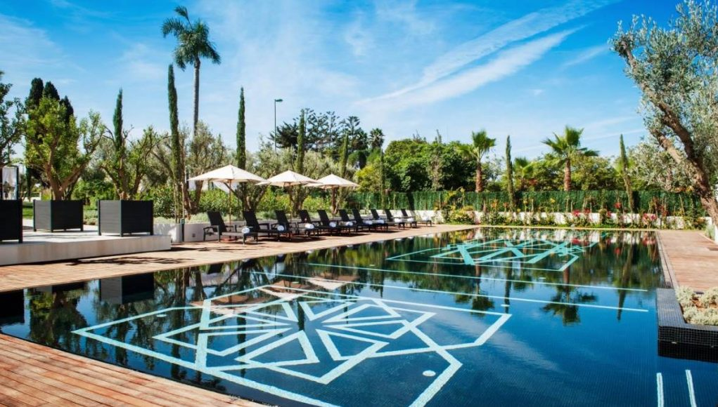 STORY Rabat Hotel in Morocco pool