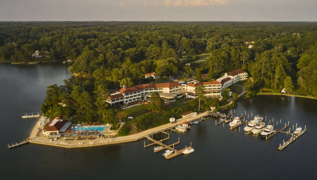 Tides Inn resort