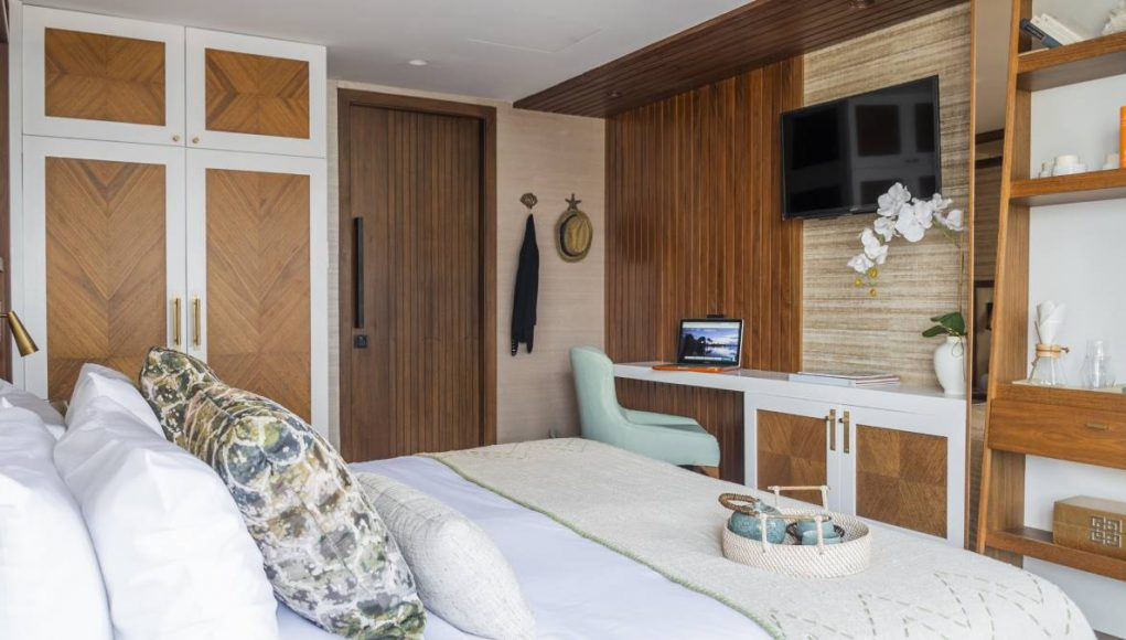 Kontiki Expeditions Reveals Cabin Design of New Yacht