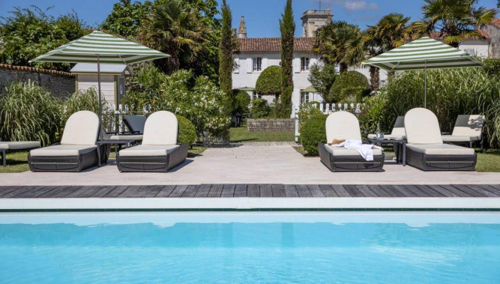 Villa Clarisse on the Ile de Ré