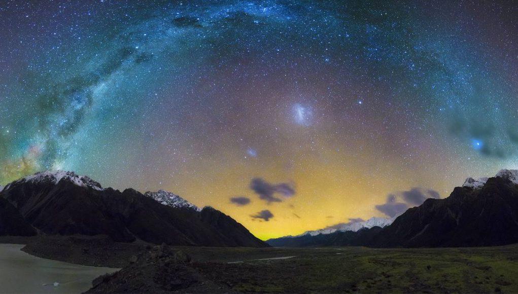 New Zealand Celebrates International Dark Sky Week