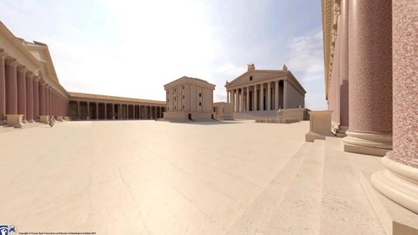 Roman Temples of Baalbek