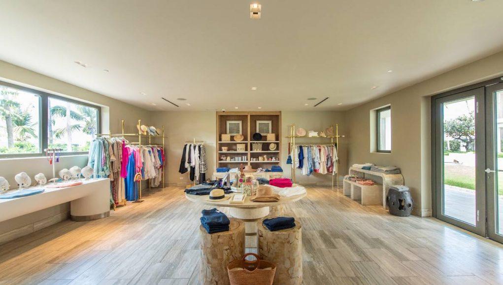 luxury lifestyle brand shopping