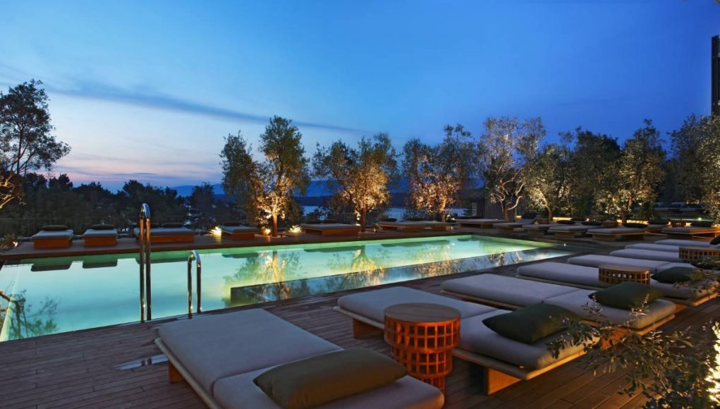Maslina Resort, Croatia, pool