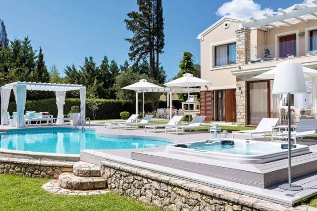 Ikos Dassia - three bedroom villa