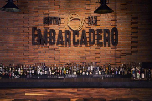 Gastro Bar Embarcadero of Sheraton Buganvilias