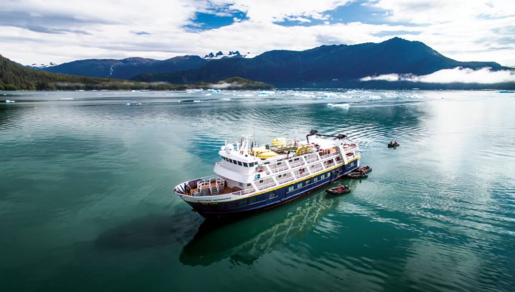 Lindblad Expeditions-National Geographic Ships in Alaska
