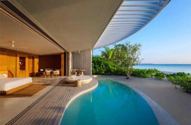 a suite at the Ritz-Carlton Maldives, Fari Islands