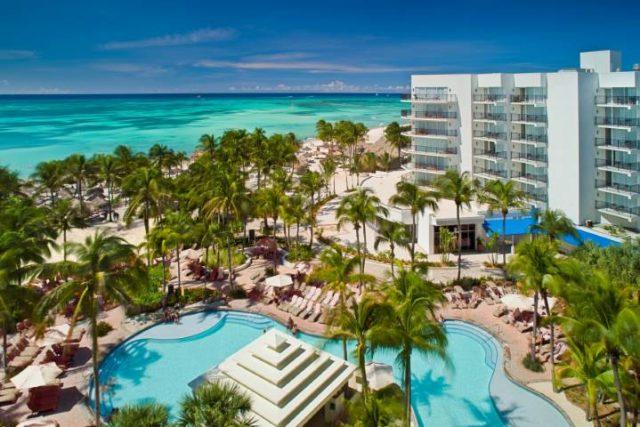 Aruba Marriott Resort - Main Pool