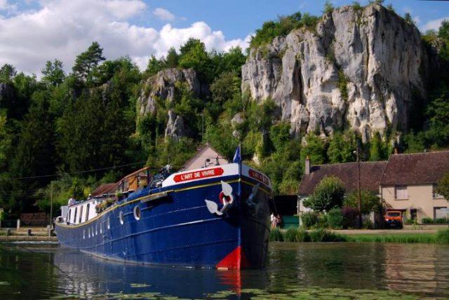 L'Art de Vivre Hotel Barge