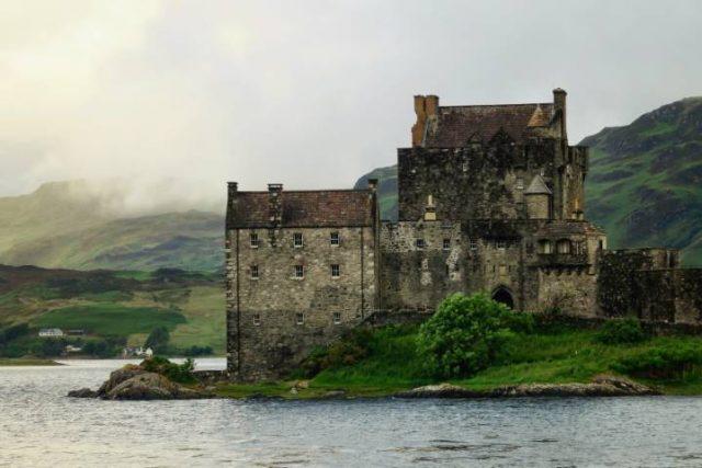Eilean Donan Castle, Dornie, United Kingdom