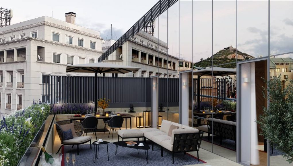 Hotel Opening In Athens