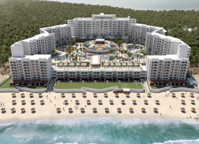 All Inclusive Resort & Spa Cancun Mexico